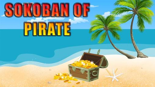 Sokoban of pirate poster