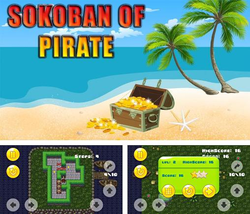 Sokoban of pirate