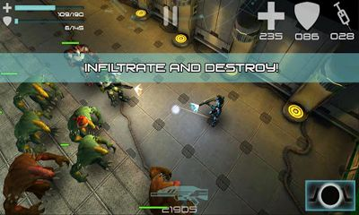 Screenshots of the Sol Runner for Android tablet, phone.