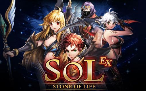 SOL: Stone of life EX poster