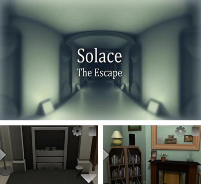 In addition to the game The great zoo escape for Android phones and tablets, you can also download Solace The Escape for free.