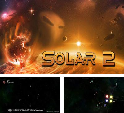 In addition to the game SimpleRockets for Android phones and tablets, you can also download Solar 2 for free.