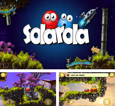 In addition to the game Racing Legends for Android phones and tablets, you can also download SolaRola for free.