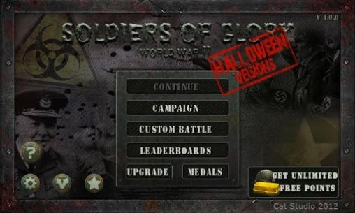 Soldiers of glory: World war 2 screenshot 1