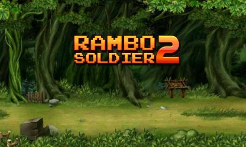 Soldiers Rambo 2: Forest war