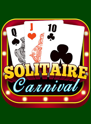 Solitaire carnival poster