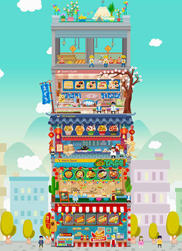 Solitaire: Cooking tower screenshot 2