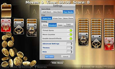 Download Solitaire Double-Deck HD Android free game.