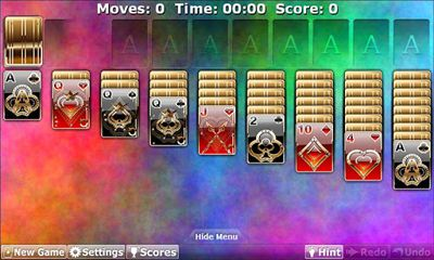 Get full version of Android apk app Solitaire Double-Deck HD for tablet and phone.
