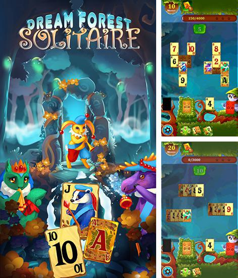 In addition to the game Fairway Solitaire for Android phones and tablets, you can also download Solitaire dream forest: Cards for free.