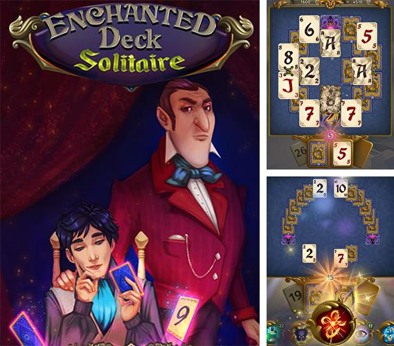 Solitaire enchanted deck