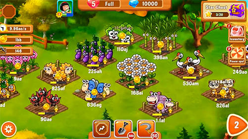 Jogue Solitaire idle farm para Android. Jogo Solitaire idle farm para download gratuito.