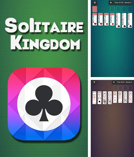 Solitaire kingdom: 18 games