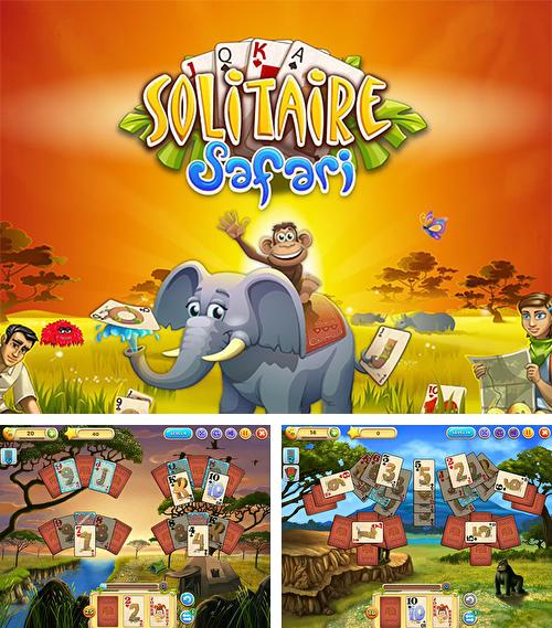 In addition to the game Fairway Solitaire for Android phones and tablets, you can also download Solitaire safari for free.