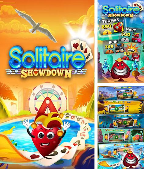 In addition to the game Bingo World for Android phones and tablets, you can also download Solitaire: Showdown for free.