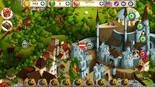 Solitaire tales live скриншот 2