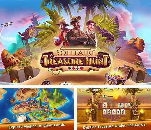 In addition to the game Fairway Solitaire for Android phones and tablets, you can also download Solitaire treasure hunt for free.