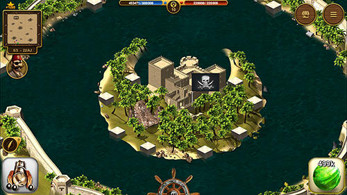 Screenshots von Son korsan pirate MMO für Android-Tablet, Smartphone.