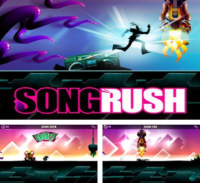 In addition to the game Tiny Comet for Android phones and tablets, you can also download Song Rush for free.