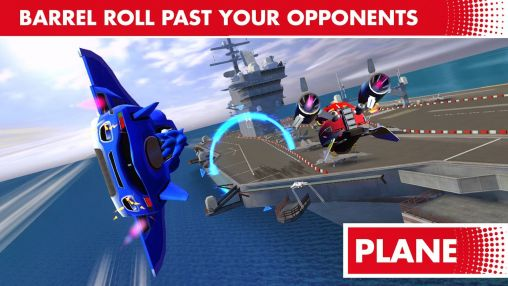 Baixe o jogo Sonic & all stars racing: Transformed para Android gratuitamente. Obtenha a versao completa do aplicativo apk para Android Sonic & all stars racing: Transformed para tablet e celular.