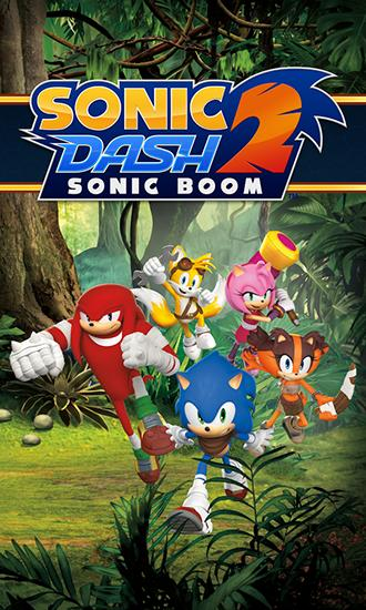 Sonic dash 2: Sonic boom for Android - Download APK free