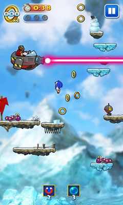 Sonic Jump screenshot 3