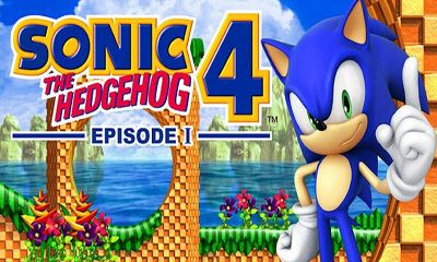 Sonic The Hedgehog 4. Episode 1