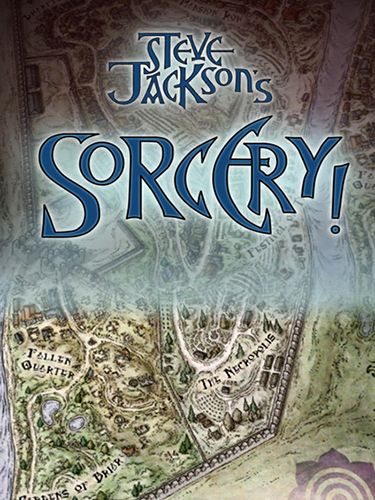 Sorcery! 2 poster