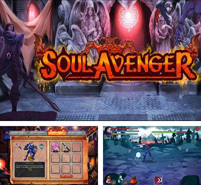 In addition to the game Little Chomp for Android phones and tablets, you can also download Soul Avenger for free.
