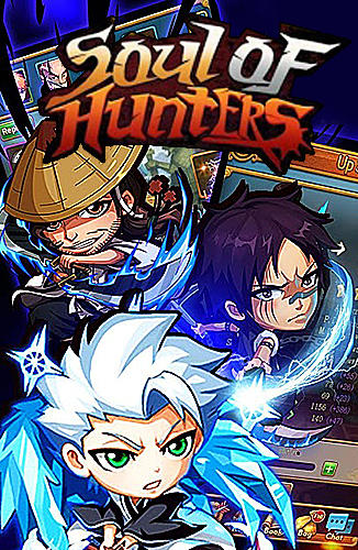 Soul of hunters poster