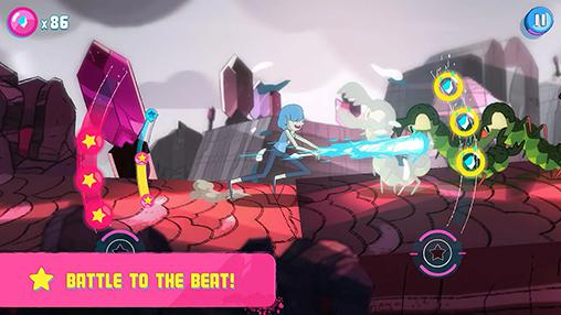 Download Soundtrack attack: Steven universe Android free game.
