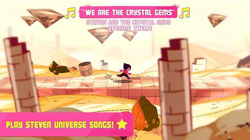 Get full version of Android apk app Soundtrack attack: Steven universe for tablet and phone.