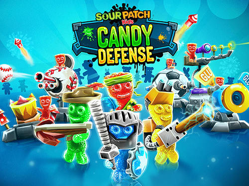 Sour patch kids: Candy defense