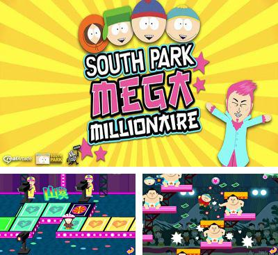 In addition to the game Family Guy Uncensored for Android phones and tablets, you can also download South Park Mega Millionaire for free.