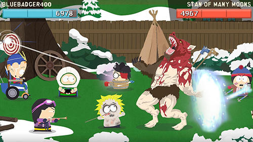 South Park: Phone destroyer screenshot 2