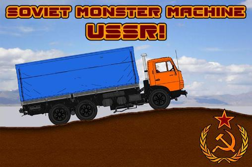 Soviet monster machine: USSR!