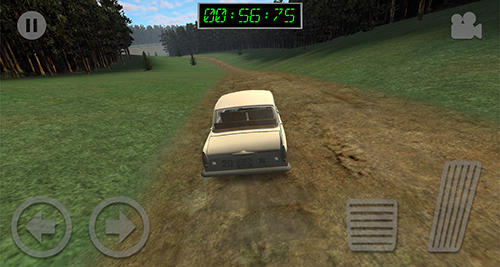 Screenshots von Soviet rally für Android-Tablet, Smartphone.