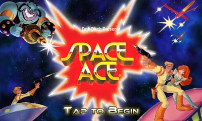 Space Ace poster
