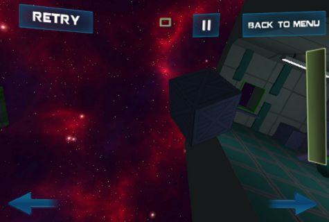 Space adventure screenshot 1
