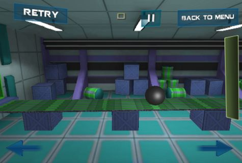 Space adventure screenshot 2