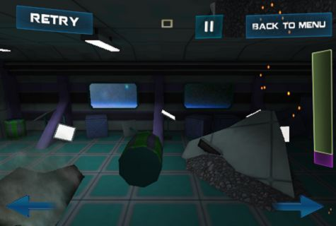 Space adventure screenshot 4