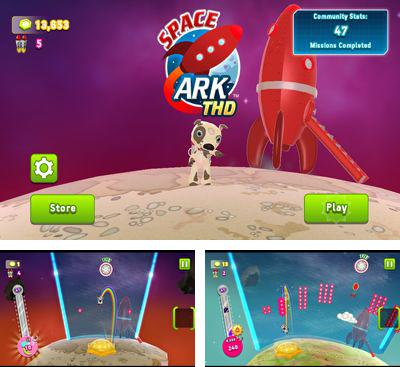 In addition to the game Summer Blog for Android phones and tablets, you can also download Space Ark THD for free.