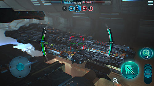 Space armada: Galaxy wars screenshot 3