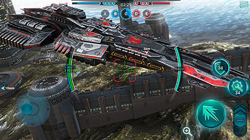 Space armada: Galaxy wars screenshot 4