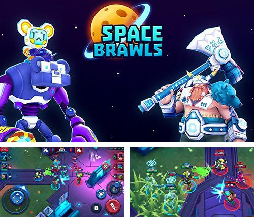 Space Brawls: 3v3 battle arena