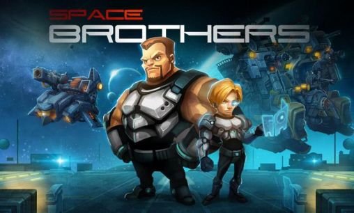 Space brothers poster