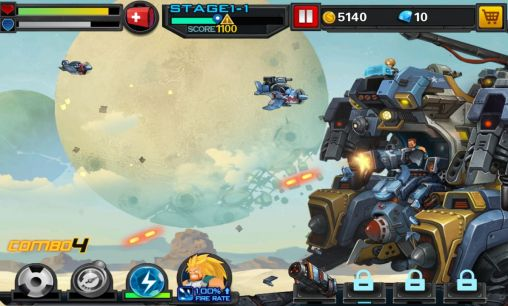 Space brothers screenshot 1