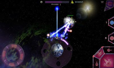 Screenshots von Space Buggers für Android-Tablet, Smartphone.