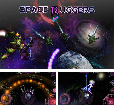 In addition to the game Serpent of Isis 2 for Android phones and tablets, you can also download Space Buggers for free.