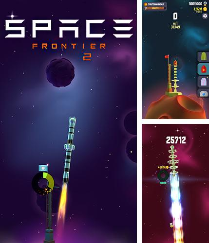In addition to the game Up 9: Hexa puzzle! Merge numbers to get 9 for Android phones and tablets, you can also download Space frontier 2 for free.